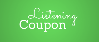 Listening Coupon