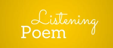 Listening Poem